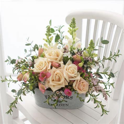 garden arrangements rustic arrangement auckland wide delivery devonport flowers