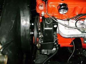 Power Steering Bracket For An Inline 6