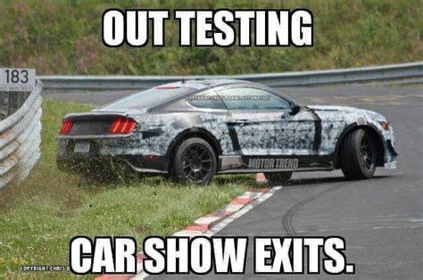 10 Mustang Week Memes You Have To See!