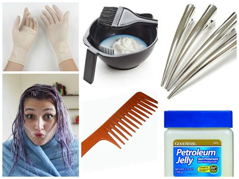 how to color your hair at home how to dye your hair at home hair world magazine