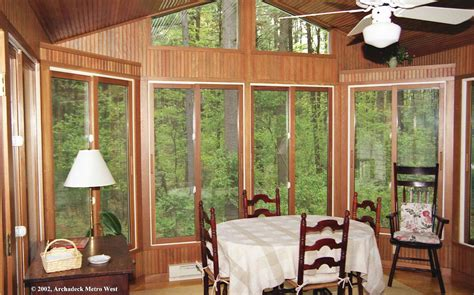 sunroom windows 3 key features for a sunroom suburban boston decks