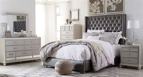 Bedroom Set by Coralayne Upholstered Bedroom Set Bedroom Sets Bedroom