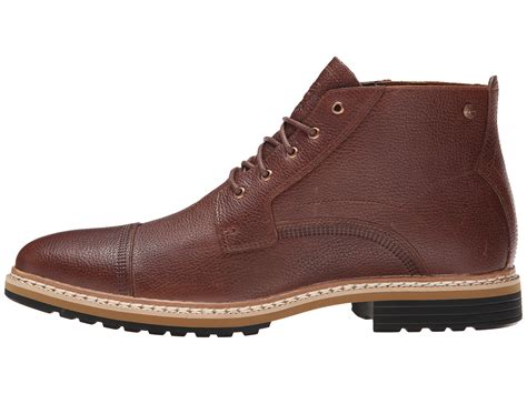 timberland west waterproof chukka in brown for