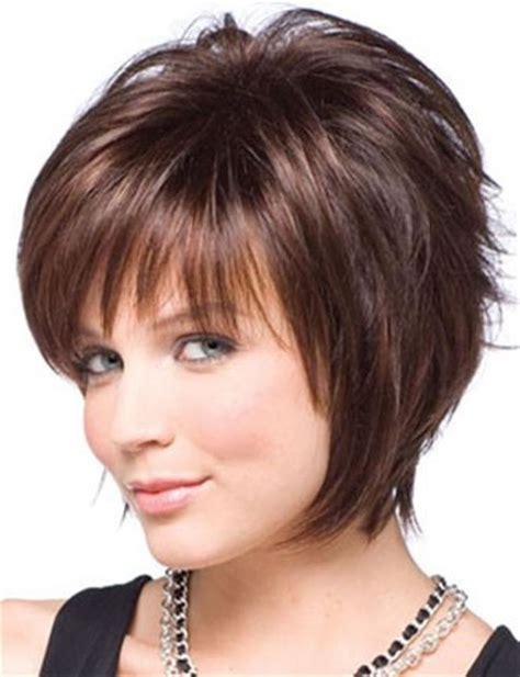 short haircuts   faces  thick hair globezhair
