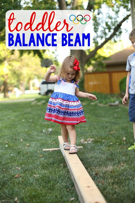 toddler balance beam i can teach my child 940 | toddler balance beam 650x975