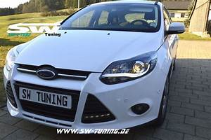 Ford Focus Mk3 Tuning : sw ltube headlight ford focus mk3 cb8 11 14 led lighttube ~ Jslefanu.com Haus und Dekorationen