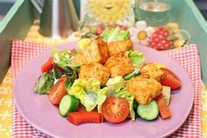 Schnelle Low Carb Gerichte : spicy salmon auf buntem salat happy carb rezepte ~ Frokenaadalensverden.com Haus und Dekorationen