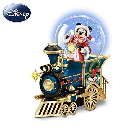 Disney Mickey Mouse Musical Set 11 disney mickey mouse musical locomotive snowglobe