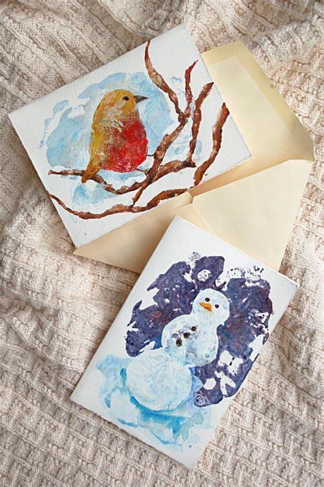 homemade christmas card ideas hgtv