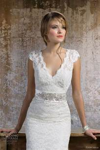 second wedding dress ideas ivory colored wedding dress for second time