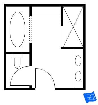 his and bathroom floor plans bathroom design ideas design a bathroom floor plan