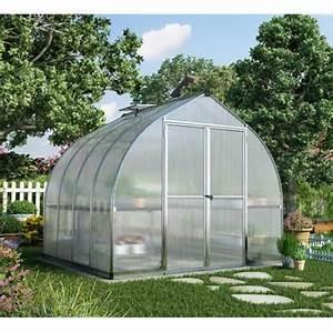 Serre En Polycarbonate Ou En Verre : serre de jardin bella 5 95 m ~ Premium-room.com Idées de Décoration