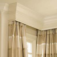 how to make a window valance How to DIY a Pelmet or Box Valance...