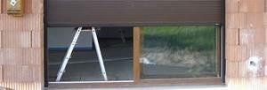 Baie Vitrée Coulissante Avec Volet Roulant : volet roulant baie vitr e vial la solution monobloc ~ Dailycaller-alerts.com Idées de Décoration