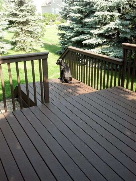 behr deck  colors ideas  pinterest deck