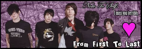 From First To Last Gif By Theronguard93 Photobucket