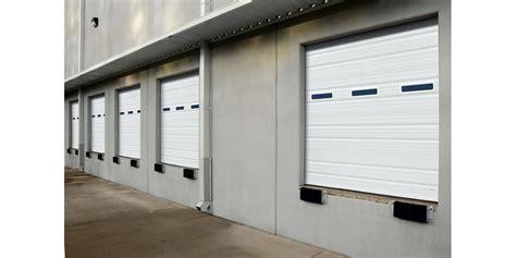 Insulated Commercial Garage Doors