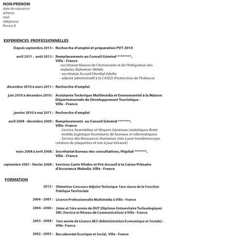 recherche travail nettoyage bureau modele cv nettoyage locaux cv anonyme