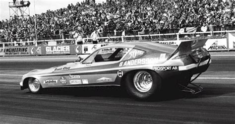 tom payne trucking 70s funny cars round 39