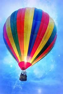 Hot Air Balloon Rides at the New Smyrna Beach Balloon Fest ...