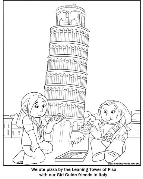italy coloring pages coloring home