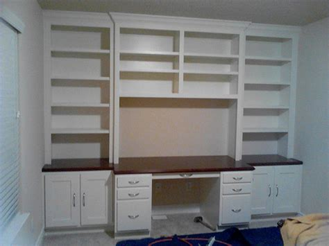 desk with cabinets built in custom cabinet houston built in desk in the heights jared