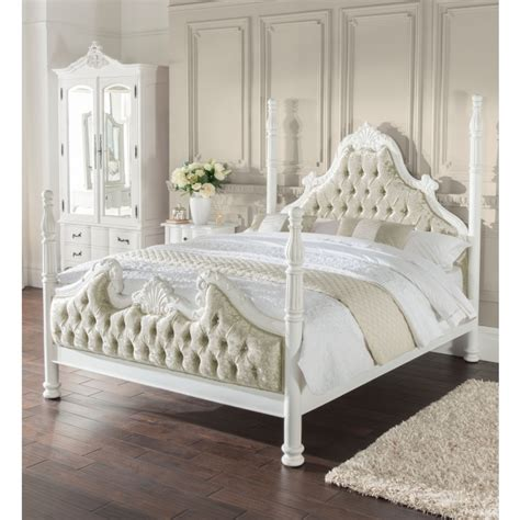 shabby chic bed sale four poster antique french style bed shabby chic bedroom