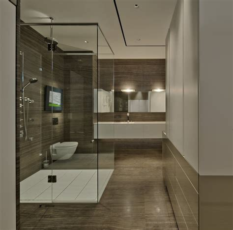 Badezimmer Ohne Fliesen  Ideen Für Fliesenfreie