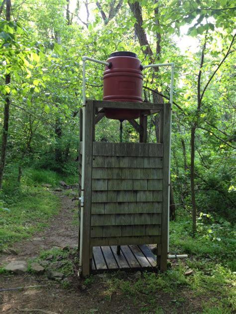 diy outdoor solar shower home design garden architecture blog magazine
