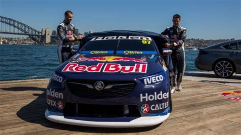 bull holden supercar at the gate for 2018 season stuff co nz