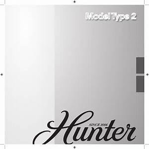 Hunter Fan Outdoor Ceiling Fan 20731 User Guide