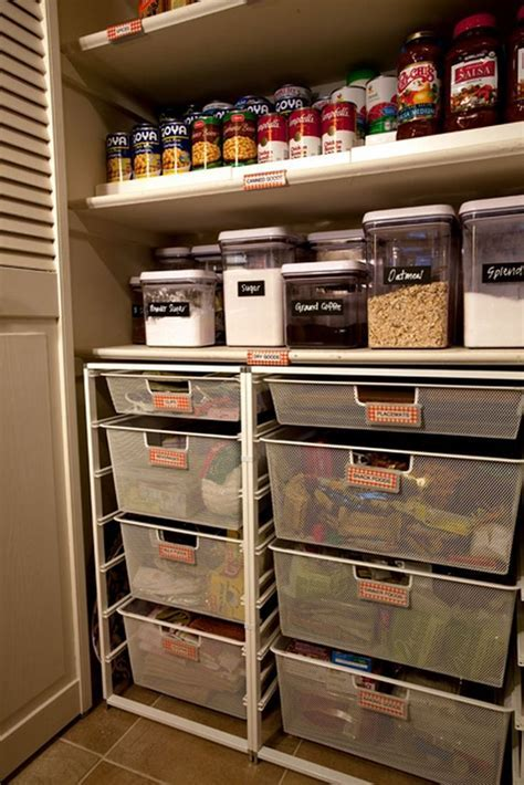 76 best Pantry Organization Ideas images on Pinterest