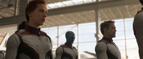 avengers endgame trailer  confirms time travel