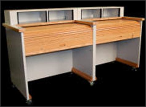 roll top desk for sound mixing boards sound equipment cabinets rolltop desk church sound cabinets