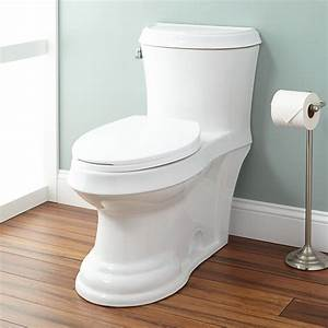 Brookfield Siphonic Elongated One-piece Toilet
