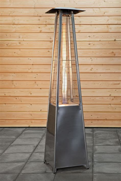 gas pyramid patio heater