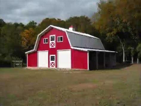 Metal Barn Home Building Kits