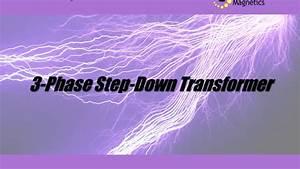 Step Down Transformer 480v To 208v