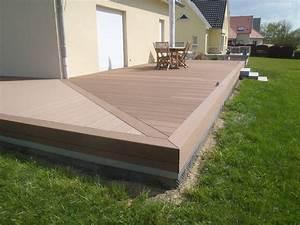 Installer Une Terrasse En Bois : installation de parquets et terrasses bois bas rhin alsace cf parquet ~ Farleysfitness.com Idées de Décoration