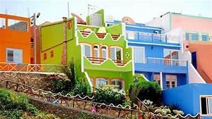 Maison Au Maroc : de belles maisons color es au maroc ~ Dallasstarsshop.com Idées de Décoration
