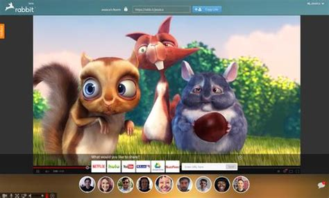 Rabbit Lets You Watch Netflix And Youtube With Friends
