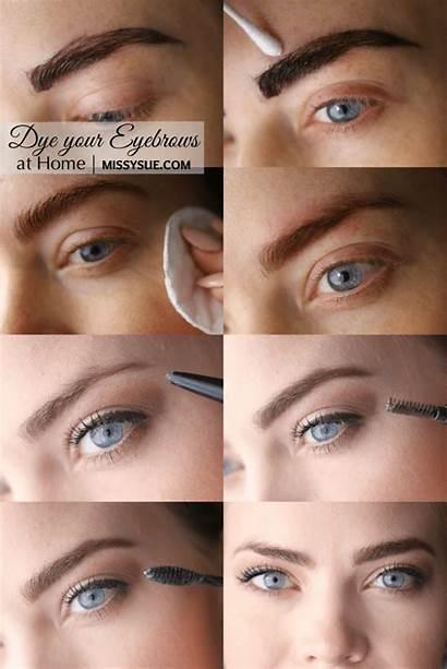 Diy Brows Eyebrows Dye Eyebrow Henna Hair
