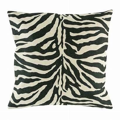 Cushion Zebra Cushions Tiger Wishlist Nz Simplycushions