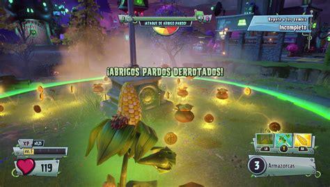 juego plant vs zombies garden warfare 2 ps4 caja