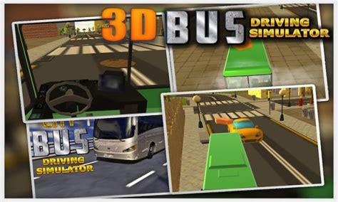 city bus driving  simulator  android descargar