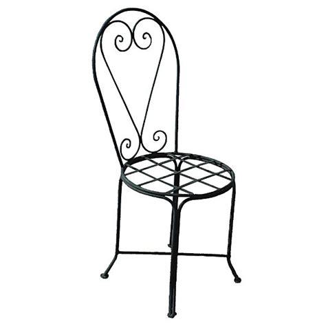chaises fer forg chaise en fer forgé du maroc
