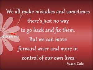 We All Make Mistakes Quotes