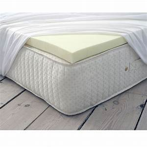 Memory foam mattress soft topper zip up ebay for Best soft mattress pad