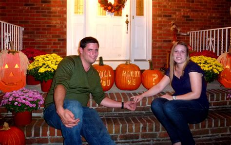 Kyles Halloween Treat For Kristen How To Make A Fun And Fabulous Wedding Proposal In October