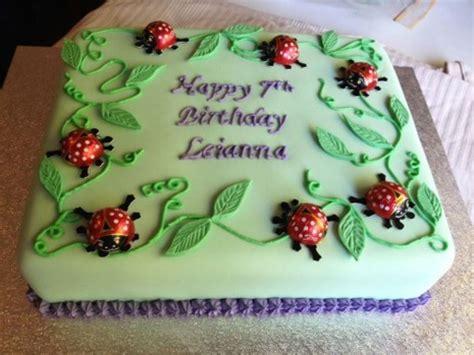 birthday cake creations
